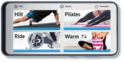 REVOOLA Mind & Body Fitness App
